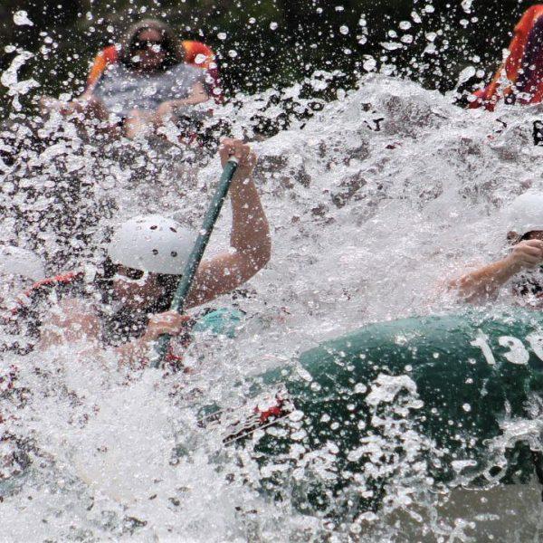 Sunkoshi River Rafting